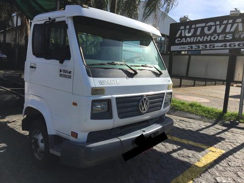 caminhão volks vw 9150 unico dono ano 2010 r$ 60.000.