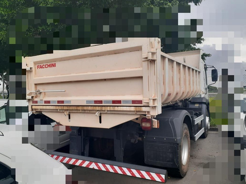 caminhão  volksvaguen  15190 caçamba  40.000 km