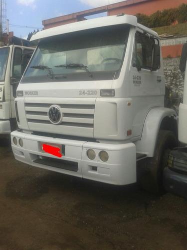caminhão volkswagen 24220