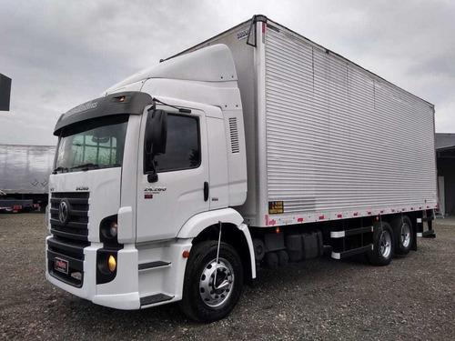 caminhão volkswagen 24280 impecável