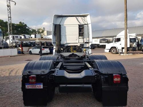caminhão volkswagen 25420 - 2014- 6x2 trucado