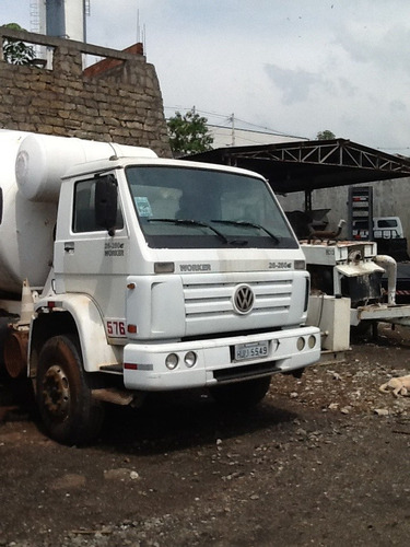 caminhão volkswagen 26-260 e