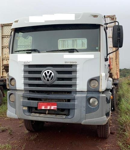 caminhão volkswagen 31-320 ano 2010