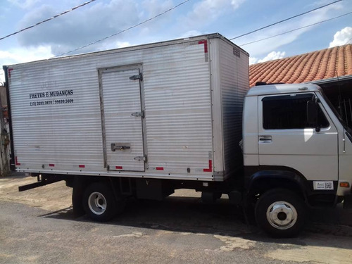 caminhão volkswagen 7.90 3/4 bau