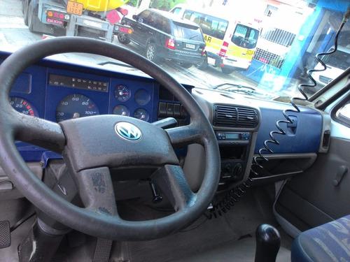 caminhão volkswagen 8-150 refr'igerado