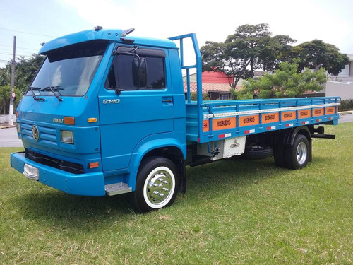 caminhão volkswagen 8.140 turbinado ano 1995 segundo dono vw