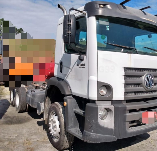 caminhão  volkswagen vw 17180 no chassi trucado