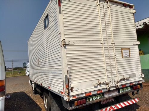 caminhão volkswagen vw 7.90s bau 1987