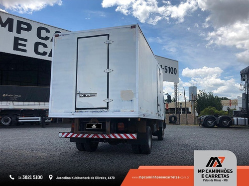 caminhão volkswagen vw baú furgão 8-150