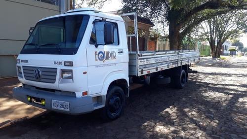 caminhão volkswagen worker 8.120 ano 2010