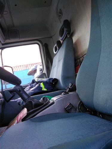 caminhão volvo combinado hidrojato com auto vacuo