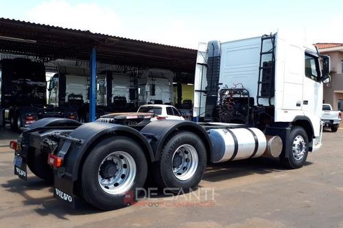 caminhão volvo fh 400 6x2 ano 2010/11 de santi caminhões