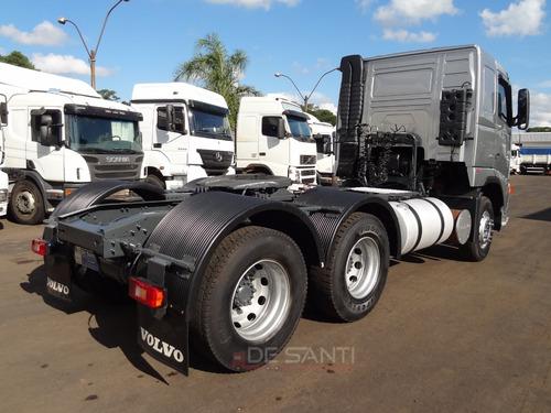 caminhão volvo fh 480 6x4 ano 2009/09 de santi caminhões