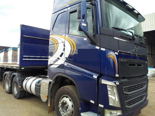 caminhão volvo fh 540 6x4 bug leve completo 2016