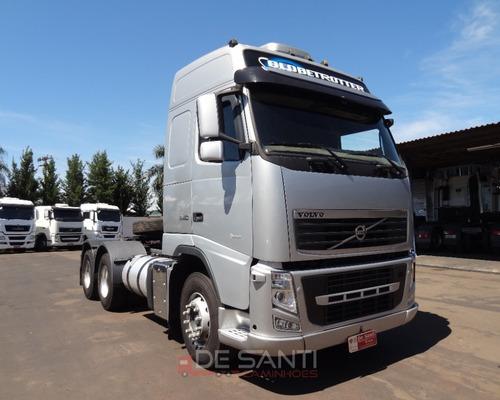 caminhão volvo fh 540 i-shift ano 2014/14 6x4 completo