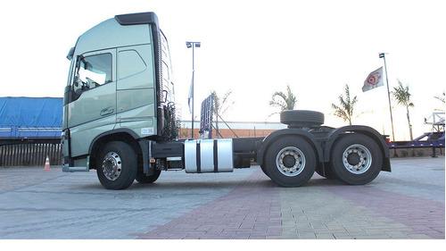 caminhão volvo fh 540 teto alto câmbio ishift - 6x4