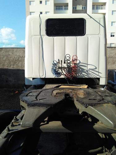caminhão volvo nl10 340 4x2 em ótima conservação ano 1993