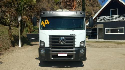 caminhão vw, 15-190, toco, 2014/2014, apenas 122.000 km!!!