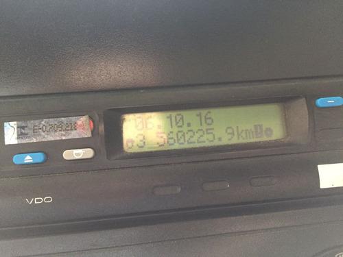 caminhão vw 19.320 constelation 4x2 2011 impecavel