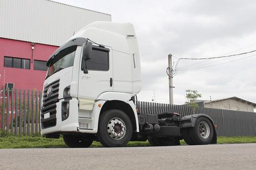 caminhão vw 19390 ctc cavalo mecânico 4x2 2014