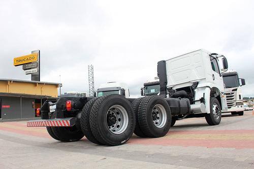 caminhão vw 31280 6x4 - 2015 = documentado para caçamba