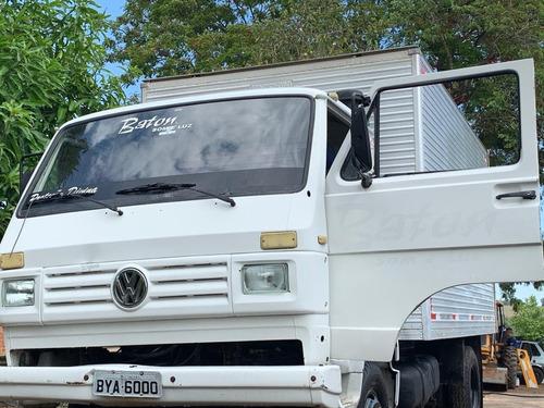 caminhão vw 790 bau ano 1994
