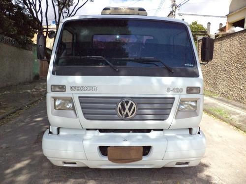 caminhão vw-8150 2010/2011 plataforma guincho