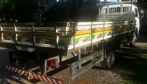 caminhão vw 8.160 2014/2014 único dono