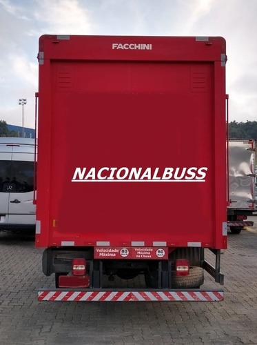 caminhão vw 9 160  báu ano 2014/2014