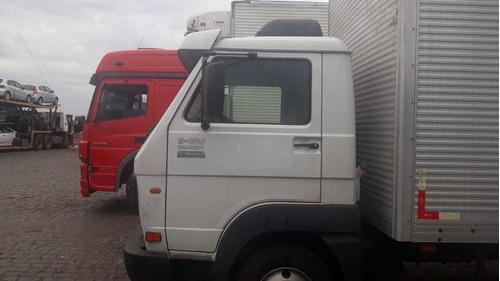 caminhão vw 9.150 - baú - 2011