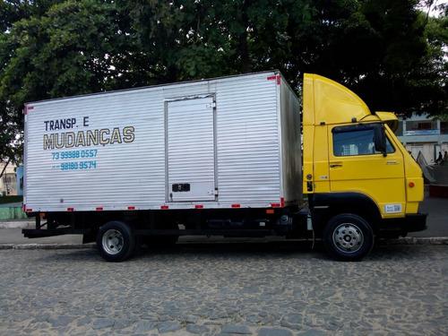 caminhão vw 9160 ano 2012 bau 5.5 m