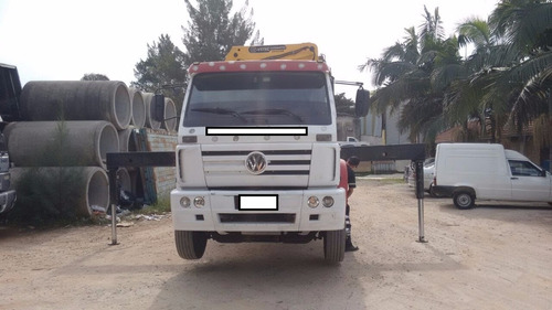 caminhão vw munck trucado ano 2003