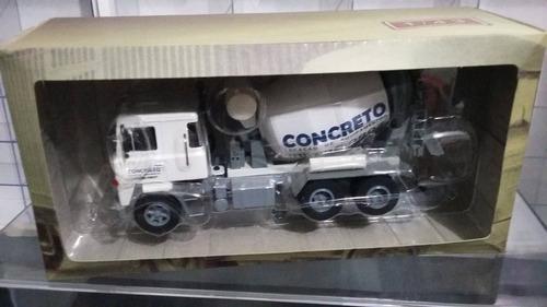 caminhões brasileiros scania lks 140 concreto ed. 10
