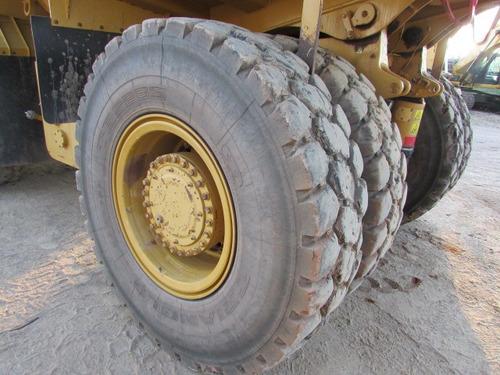 caminhões caterpillar 770g  2016  6.600hs