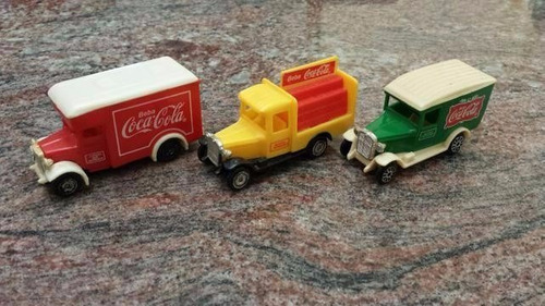 caminhões coca cola