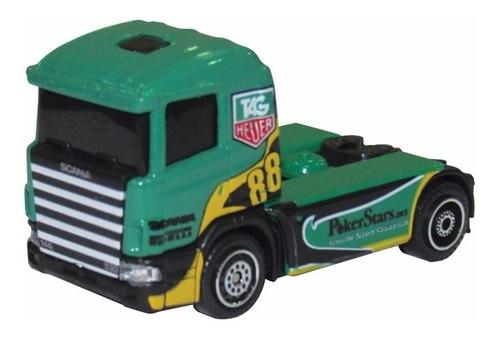 caminhões miniatura diecast  racing truck colecionáveis