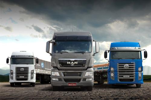 caminhões novos e usados.