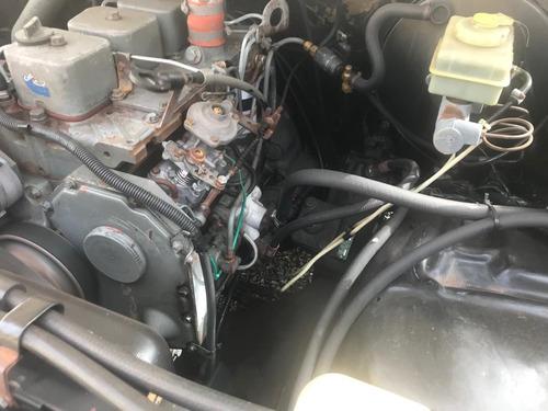 caminhonete caminhao f4000 ford bau turbo 1998