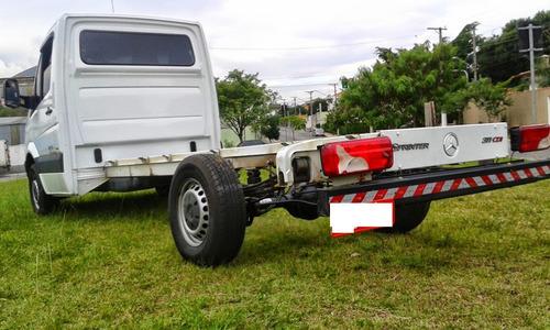 caminhonete camionete sprinter 311 street chassi baú