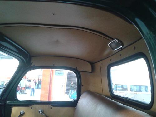 caminhonete importada - fargo - 1948
