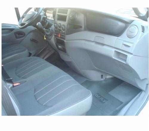 caminhonete iveco daylin 35s14 20152016 bau carga seca compl