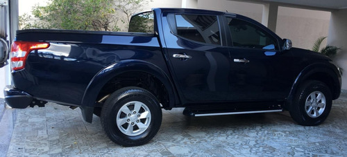caminhonete triton sport hpe top l200 diesel turbo