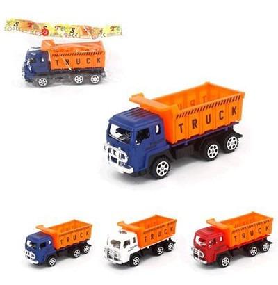 caminhãozinho construtor com caçamba  caminhão fricção truck