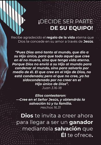 camino a la gloria - evangelismo mundial 2018 pack 100 un.