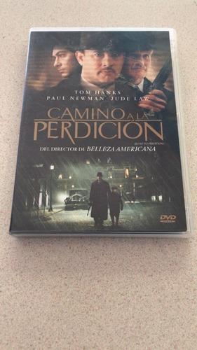 camino a la perdicion dvd