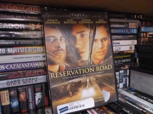 camino a la redencion reservation road dvd pelicula
