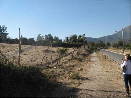 camino a san jose de maipo / los castaños. puente alto