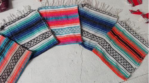 camino de mesa mexicano 30 cm x 1.80 mt