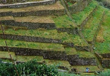 camino del inca - machu picchu - viajes a peru - turismo