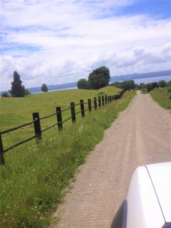 camino pellinada, km 7 desde desembocadu